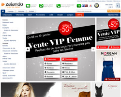Réduction Zalando