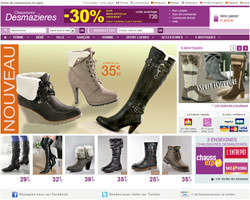 Chaussures Desmazieres