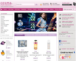 Cosma Parfumeries