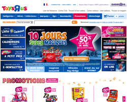 Réduction Toys'R'Us