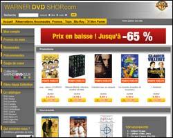 Warner DVD Shop