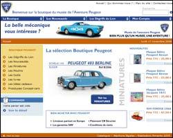 La Boutique du Musée Peugeot