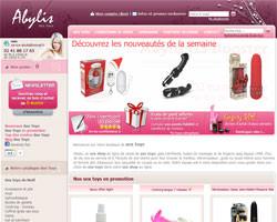 Page d'accueil de Abylis Sex toys