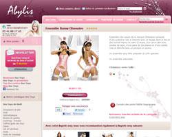 Une fiche produit de Abylis Sex toys