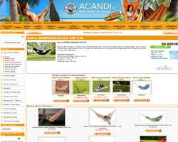 Une fiche produit de Acandi