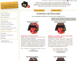 Page d'accueil de Aquarelle Gourmand
