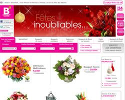 Page d'accueil de Bouquet Nantais