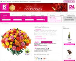 Une fiche produit de Bouquet Nantais