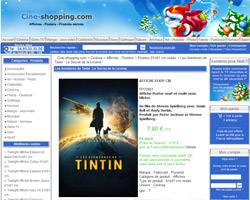 Une fiche produit de Cine-Shopping