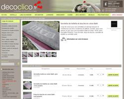 Une fiche produit de Decoclico