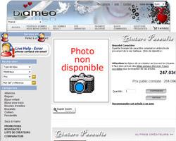 Une fiche produit de Diameo