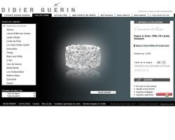 Une fiche produit de Didier Guerin