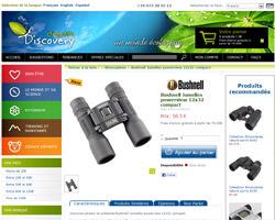 Une fiche produit de DiscoveryDream