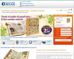 Une fiche produit de Editions Atlas