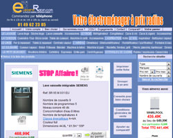 Une fiche produit de Electroradin