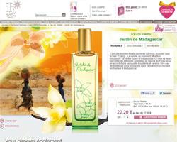 Une fiche produit de ID Parfums