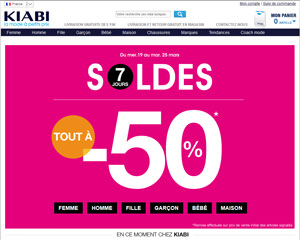 Reduction KIABI : code promo KIABI, code reduc KIABI, bon reduction et ...