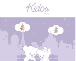 Page d'accueil de Kidou
