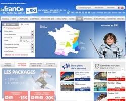 Page d'accueil de La France Du Nord Au Sud