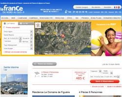Une fiche produit de La France Du Nord Au Sud