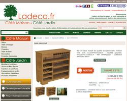 Une fiche produit de Ladeco