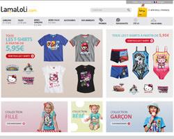 Page d'accueil de Lamaloli