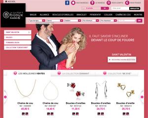 Page d'accueil de Le Manège à Bijoux