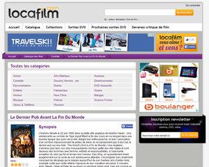 Une fiche produit de Locafilm