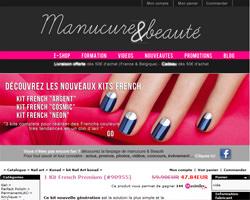 Une fiche produit de Manucure & Beauté
