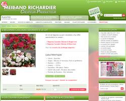 Une fiche produit de Meilland Richardier