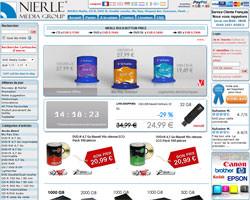 Page d'accueil de Nierle