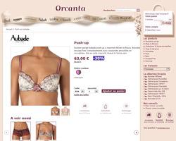 Une fiche produit de Orcanta
