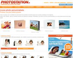 Une fiche produit de PhotoStation