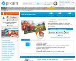 Une fiche produit de Pixum