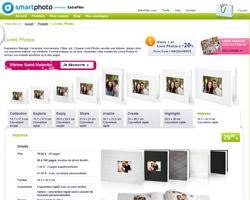 Une fiche produit de Smartphoto