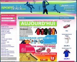 code promo sport destock r duction et bon d 39 achat disponibles. Black Bedroom Furniture Sets. Home Design Ideas