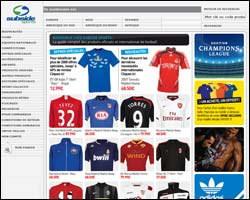 Page d'accueil de Subside sports