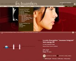 Une fiche produit de Thalasso Issambres